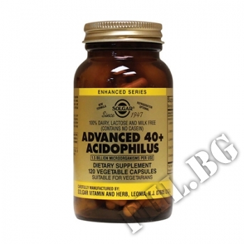 Advanced 40+ Acidophilus 120 Solgar