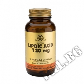 Действие на Alpha Lipoic Acid 120 mg  мнения.Най-ниска цена от Fhl.bg-хранителни добавки София
