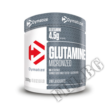 Действие на Glutamine Micronized 0.300гр мнения.Най-ниска цена от Fhl.bg-хранителни добавки София
