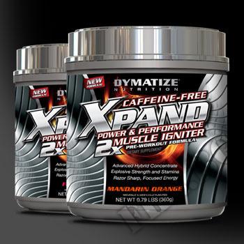 Действие на Xpand 2X caffeine free 0.793 lbs мнения.Най-ниска цена от Fhl.bg-хранителни добавки София
