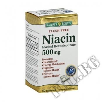Съдържание » Цена » Прием » Niacin Flush Free
