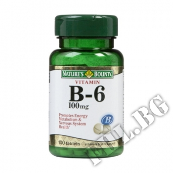 Съдържание » Цена » Прием » Vitamin B6 100 mg