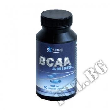 Действие на BCAA Amino capsules EXPLODE мнения.Най-ниска цена от Fhl.bg-хранителни добавки София