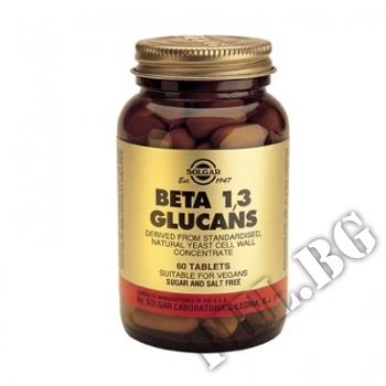 Съдържание » Цена » Прием » Beta 1,3 Glucans Solgar
