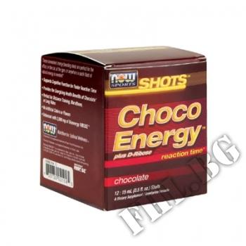 Действие на Choco Energy - 15 мл Shots мнения.Най-ниска цена от Fhl.bg-хранителни добавки София