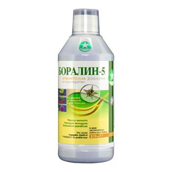 Съдържание » Цена » Прием » Боралин-5/Течен Tribulus terrestris