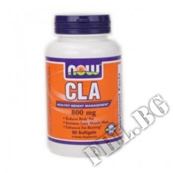 Съдържание » Цена » Прием »  CLA 800 мг