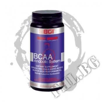 Съдържание » Цена » Прием » BCAA ANABOLIC SISTEM BODY DREAM