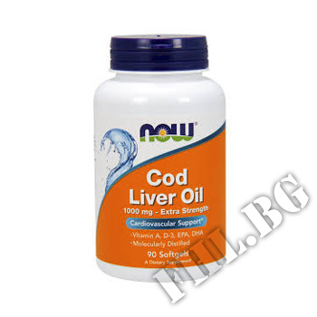 Действие на Cold Liver Oil 1000 mg мнения.Най-ниска цена от Fhl.bg-хранителни добавки София