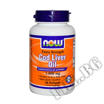 Съдържание » Цена » Прием » Cold Liver Oil 1000 mg