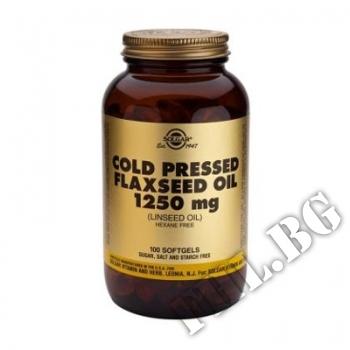 Действие на Solgar Flaxseed Oil 1250 mg Softgels мнения.Най-ниска цена от Fhl.bg-хранителни добавки София