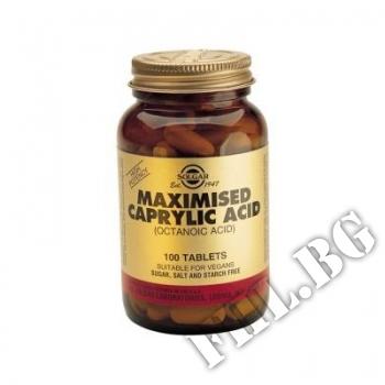 Действие на Maximised Caprylic Acid  мнения.Най-ниска цена от Fhl.bg-хранителни добавки София