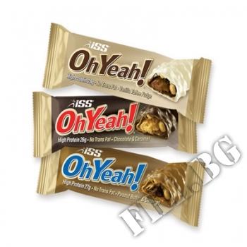 Действие на Oh Yeah Protein Bars мнения.Най-ниска цена от Fhl.bg-хранителни добавки София