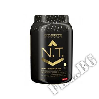 Действие на Compress Night Time Protein Compress N. T.900g мнения.Най-ниска цена от Fhl.bg-хранителни добавки София