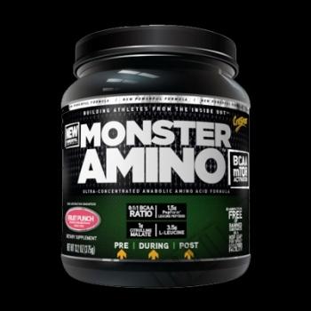 Съдържание » Цена » Прием » Cytosport  monster amino