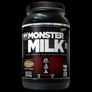 Действие на Monster Milk 2lb мнения.Най-ниска цена от Fhl.bg-хранителни добавки София