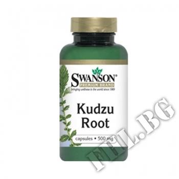 Действие на Kudzu Root /Кудзу мнения.Най-ниска цена от Fhl.bg-хранителни добавки София