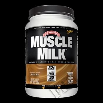 Действие на Muscle Milk 5.000 lbs мнения.Най-ниска цена от Fhl.bg-хранителни добавки София