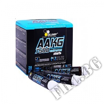 Съдържание » Цена » Прием » OLIMP AAKG 7500 Extreme Shot