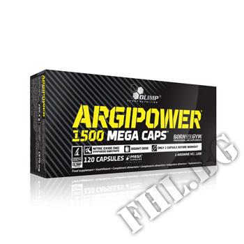 Действие на OLIMP Argi Power Mega Caps 1500 mg мнения.Най-ниска цена от Fhl.bg-хранителни добавки София