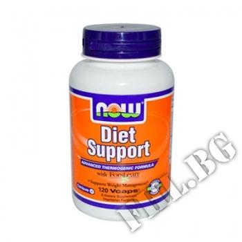 Действие на Diet Support 120 caps мнения.Най-ниска цена от Fhl.bg-хранителни добавки София
