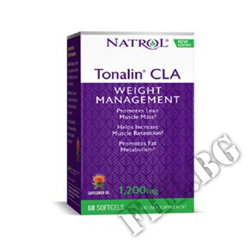 Съдържание » Цена » Прием »  Tonalin CLA 60 softgels
