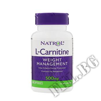 Съдържание » Цена » Прием »  L-Carnitine 500mg