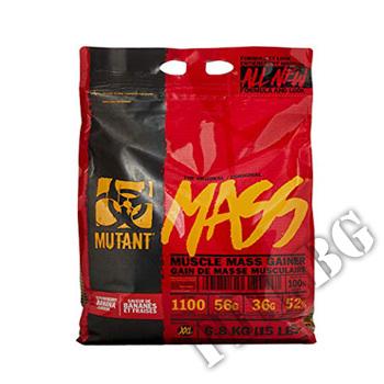 Съдържание » Цена » Прием »  Mutant Mass Gainer -троен шоколад