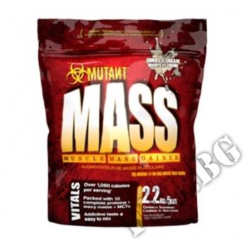 Съдържание » Цена » Прием »  Mutant Mass Gainer 2.2kg-Cookies & Cream