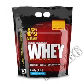 Съдържание » Цена » Прием » Mutant whey 10 lbs-шоколад