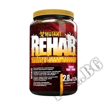 Съдържание » Цена » Прием »  Mutant Rehab