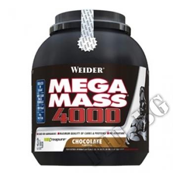 Съдържание » Цена » Прием » Weider mega mass 2000