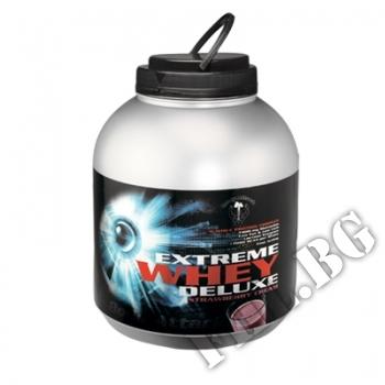 Съдържание » Цена » Прием »  Extreme Whey Deluxe Body Attack