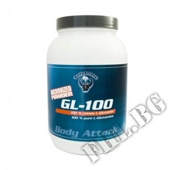 Действие на GL-100 Glutamine 1000gr мнения.Най-ниска цена от Fhl.bg-хранителни добавки София