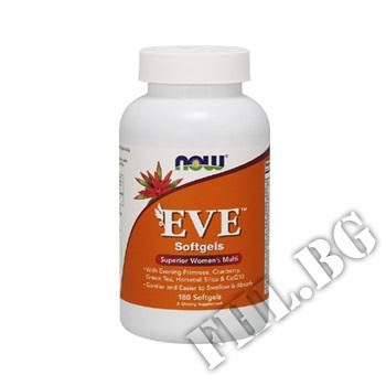 Съдържание » Цена » Прием » Eve Women's Vitamins 180 tab