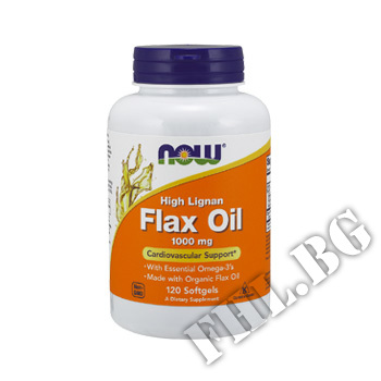 Съдържание » Цена » Прием » Flax Oil (High Lignan)