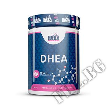 Съдържание » Цена » Прием »  DHEA 50 mg 180 Caps