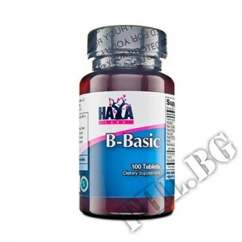 Съдържание » Цена » Прием » B-Basic 100 Tabs