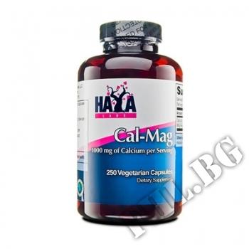 Съдържание » Цена » Прием » Calcium & Magnesium 250 Vcaps