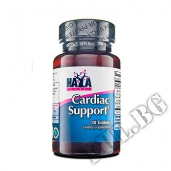 Съдържание » Цена » Прием » Cardiac Support 30 Tabs