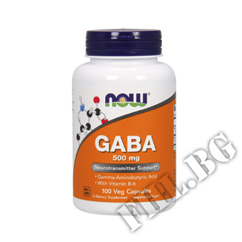 Съдържание » Цена » Прием » GABA 500 мг/Gamma-Aminobutyric Acid