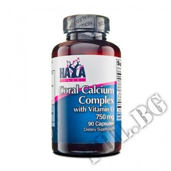Съдържание » Цена » Прием » Coral Calcium Complex 750mg 90 Caps