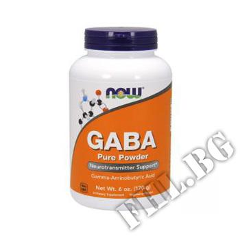 Съдържание » Цена » Прием » GABA Прах - 170 гр