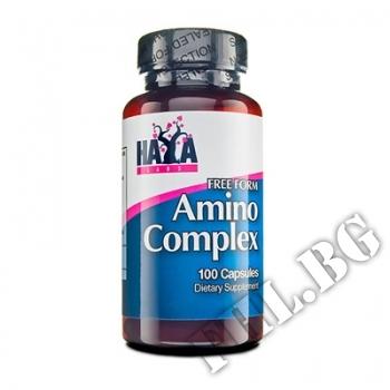 Действие на Free Form Amino Complex 100 Caps мнения.Най-ниска цена от Fhl.bg-хранителни добавки София