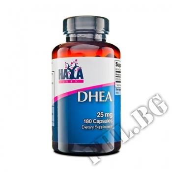 Съдържание » Цена » Прием » DHEA 25mg 180 Caps