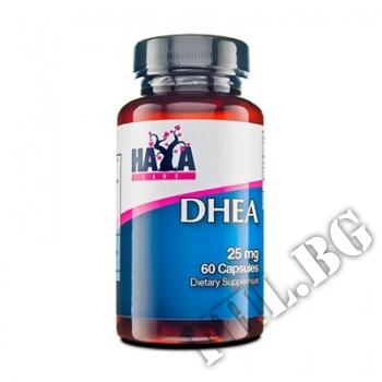Съдържание » Цена » Прием » DHEA 25mg 60 Caps