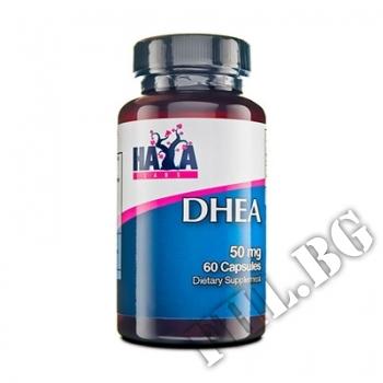 Съдържание » Цена » Прием » DHEA 50mg 60 Caps