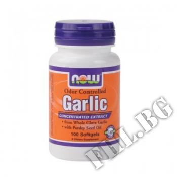 Действие на Garlic/Чесън без мирис мнения.Най-ниска цена от Fhl.bg-хранителни добавки София