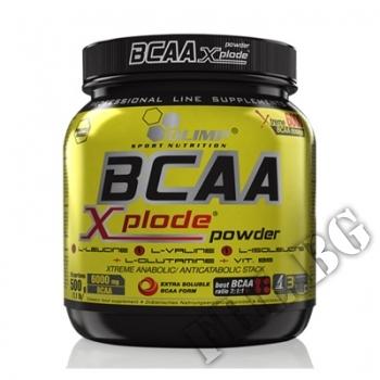 Съдържание » Цена » Прием » BCAA XPLODE-портокал