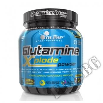 Действие на Glutamine Xplode 500 gr мнения.Най-ниска цена от Fhl.bg-хранителни добавки София